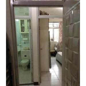 房门对厕所门好不好?