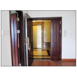 化解大门对电梯门图片详解